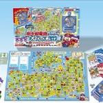 【東京おもちゃショー12】桃鉄がこの夏復活「桃太郎電鉄ボードゲーム 大どんでん返しの巻」