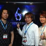 【E3 2012】3本のシナリオが互いに交差、「クロスオーバー」がもたらす『BIOHAZARD 6』の新しい体験とは?