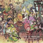 『CODE OF PRINCESS』サントラCD、西村キヌ氏描き下ろしジャケットや収録曲を公開