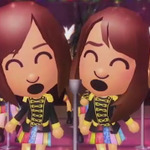 【Nintendo Direct】本人そっくりなMiiが登場!『AKB48+Me』発売決定 ― プレイヤーは研究生として加入