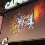 【CAPCOM SUMMER JAM】『モンスターハンター4(フォー)』続報も、『モンハン』スペシャルステージレポ