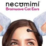 話題の脳波で動くネコミミ「necomimi」米国で発売開始
