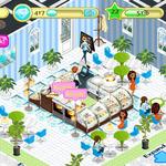 お洒落なインテリアにかわいいスイーツ!バンダイナムコの女子向けゲーム『Deluxe Cafe』