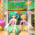 『初音ミク Project DIVA Arcade』新機能・新筐体「Version B」稼働開始