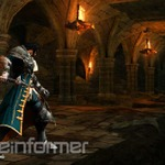 3DSの悪魔城ドラキュラ新作『Castlevania Lords of Shadow Mirror of Fate』最新スクリーン
