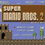 FOR SUPER PLAYERS!『スーパーマリオブラザーズ2』が3DSバーチャルコンソールに