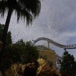 【フォトレポート】「モンスターハンター・ザ・リアル 2012」リオレイア希少種、リオレウス希少種を見よ!の画像