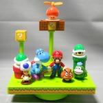 遊んで楽しい、飾って楽しい玩具「NewスーパーマリオブラザーズWii バランスワールドゲーム」・・・週刊マリオグッズコレクション第196回