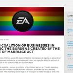 同性婚合法化へゲーム業界も声を上げる・・・オバマ大統領も違憲判断