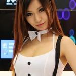 【China Joy 2012】とれたて中国美人をお届け!ゲームショウを彩るコンパニオンたち200枚(1)