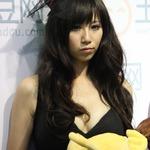 【China Joy 2012】熱気にも負けない!2日目の中国美女コンパニオンを紹介の画像