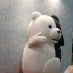 【ワンフェス2012夏】『ダンガンロンパ』購買部出張所に行ってきました ― モノクマも会場に駆け付ける