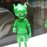 【ワンフェス2012夏】『イナズマイレブンGO』キャラがフィギュアに!『エクストルーパーズ』1/8ティキもチェック