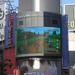 【ドラクエX発売】渋谷スクランブル交差点をドラクエがジャックした