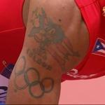 ソニック・ザ・ヘッジホッグを刻んだ五輪選手、銅メダルに輝く
