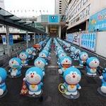 香港史上最大級のドラえもんイベント「誕生100年前祭」ハーバーシティで開催