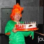【gamescom 2012】『ストリートファイター』シリーズ25週年!ブランカ姿の小野さんがハッピバースデー