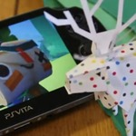 【gamescom 2012】紙をテーマにしたPS Vita向け新作パズルアクション『Tearaway』発表