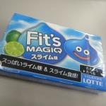 「Fit's MAGIQ<スライム味>」本日発売、スライム味がどんなものか早速食べてみた