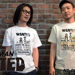 【THE KING OF GAMES】FIRE!!懐かしのファミコン光線銃『ワイルドガンマン』がTシャツで復活