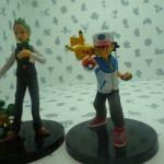 【キャラホビ2012】「ポケットモンスター ベストウイッシュ」、サトシ&デントがフィギュア化