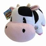 北米版『牧場物語 はじまりの大地』15周年記念版に「牛のぬいぐるみ」が同梱