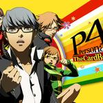 『ペルソナ4』がソーシャルゲームに!『ペルソナ4 ザ・カードバトル』配信決定