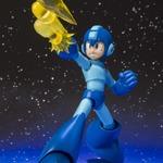 25周年記念『ロックマン』がフィギュアシリーズ「D-Arts」に参戦