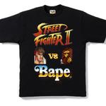 『ストリートファイターII』×「A BATHING APER」コラボTシャツ登場 ― TGC2012で先行販売