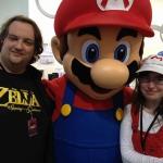 マリオも駆けつけた『New スーパーマリオブラザーズ2』豪州発売イベントは大賑わい