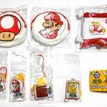 3DSやスマホのお供に最適「スーパーマリオ ポーチ&クリーナーストラップ」・・・週刊マリオグッズコレクション第203回