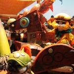 【TGS 2012】マルチプレイで『モンスターハンター4』を体験!片手剣と太刀でティガレックス討伐