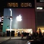 いよいよ本日、iPhone 5発売!Apple Store銀座店前に300人超の行列