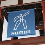 【TGS 2012】総合学園ヒューマンアカデミーのブースでは渾身の学生作品を展示中!豪華景品の当たる抽選会も