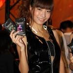 【TGS 2012】パブリックデーで一段と輝く美人コンパニオン特集 今年のラストの画像