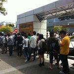 早朝から長蛇の列も、京都国際マンガ・アニメフェア2012パブリックデーの様子をお届け