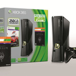 マイクロソフト、『Skyrim』と『Forza4』を同梱した「Xbox 360 250GB バリューパック」発売決定