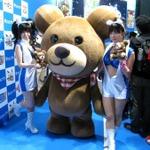 【TGS 2012】中の人などいない!東京ゲームショウ着ぐるみ写真館
