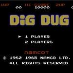 ファミコン版『ディグダグ』3DSバーチャルコンソールに登場