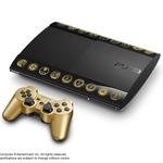 『龍が如く5』オリジナルデザイン新型PS3発売決定、ゴールド&ブラックのツートンカラー採用