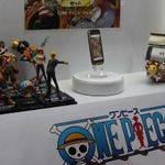 【CEATEC 2012】ワンピーススマホをいち早くチェック!ディズニースマホもあったドコモブース