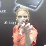 あの女ゾンビも登場『BIOHAZARD 6』発売記念イベントにバイオファン駆けつける