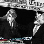 リンクは副大統領候補にマリオではなくフォックスを指名 ― ゲームキャラ大統領選挙