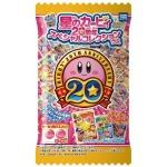 「星のカービィ 20周年スペシャルコレクション グミ」発売決定、カードは全25種類