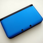 3DS LL新色ブルー×ブラックを早速開封してみた!限定版『プロジェクト クロスゾーン』も