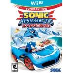 Wii U版の機能も明らかに『Sonic & All-Stars Racing Transformed』最新トレイラー