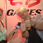 マリオの中の人は素顔もマリオそのもの!Charles Martinet氏「EB EXPO 2012」に登場