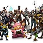 海外で『PlayStation All-Stars Battle Royale』ベータがまもなく開始、クロスプレーも可能