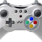 混ぜるな危険!?Wii U PROコントローラーにSFCコントローラを合体させた製品が登場