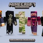 『Minecraft: Xbox 360 Edition』に「Halloween Skin Pack」近日配信、売り上げは全てチャリティーに